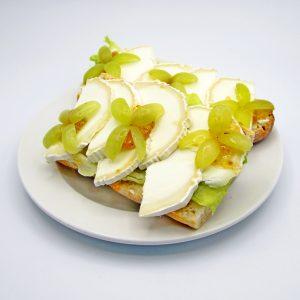 belegte Ciabatta aus der Bäckerei SowohlAlsAuch