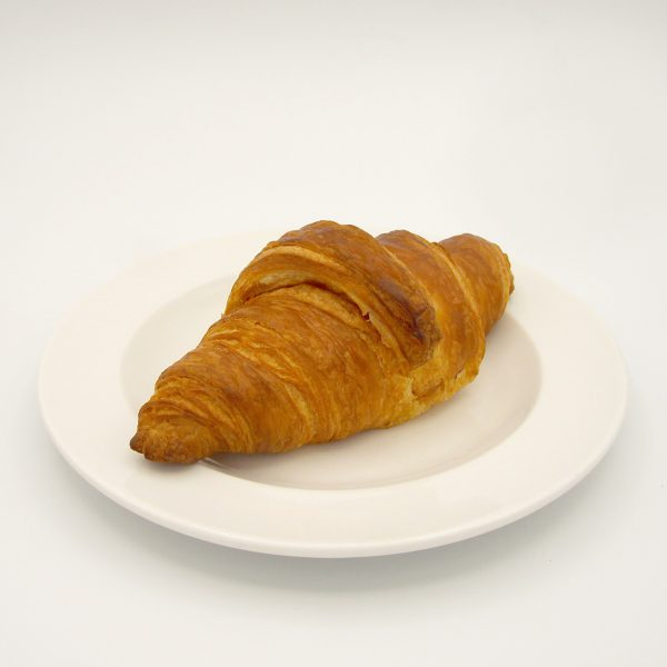 Buttercroissant vom Kaffeehaus Sowohl Als Auch